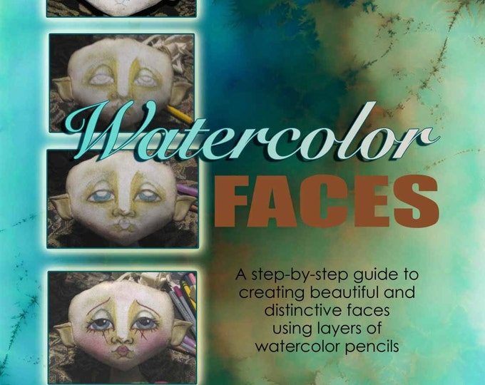 SG203E - Watercolor Faces Tutorial PDF