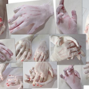 SM All About Hands Tutorial by Sharon Mitchell