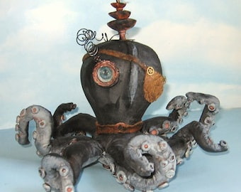SE471E - Steampunk Octopus PDF