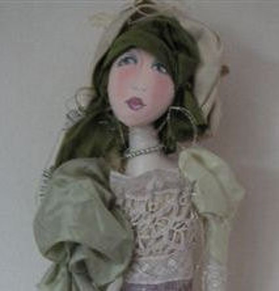 Cloth Doll EPattern - JM915E - Mariah PDF