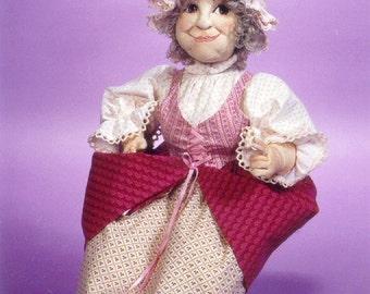 MW457E - Bertie PDF Cloth Doll Making Sewing Pattern