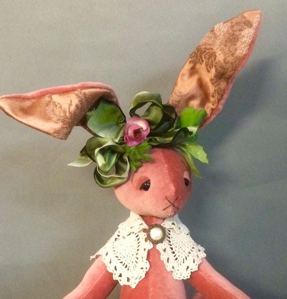 SG246E - Cloth Animal Pattern - Mildred D'Bunny PDF