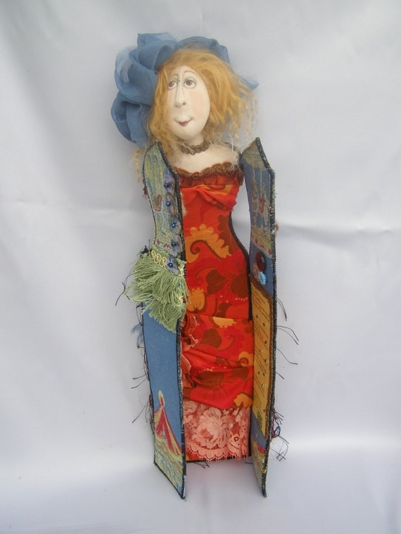 Cloth Doll EPattern - JM930E - Kathleen PDF