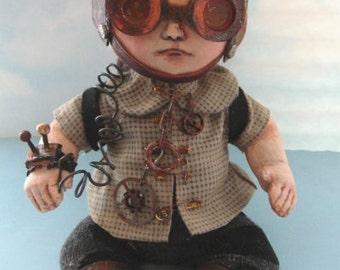 SE469E - Steampunk Baby PDF