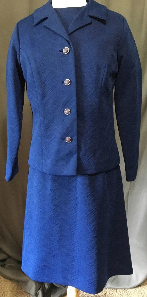 Women's Vintage 2pc. Dress Set