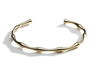 1.5mm thick BG-07G 4mm wide Inner 55mm Adjustable bangle 16K shiny gold plated brass Bangle Enhance gold plating