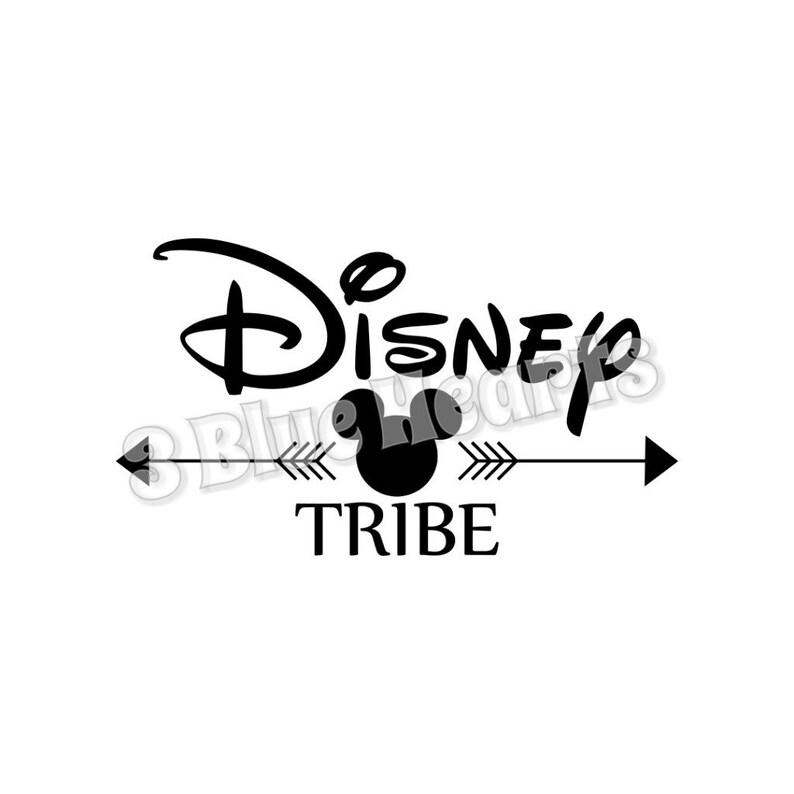 Disney Tribe Mickey Svg Studio Dxf Pdf Jpg Png Etsy
