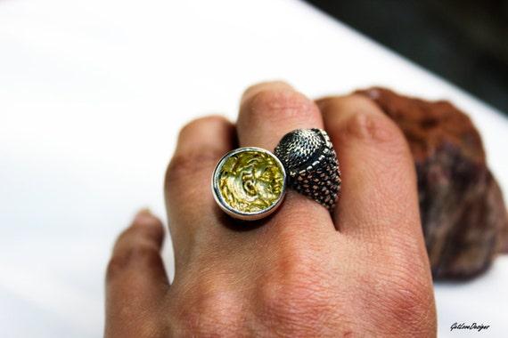 Alexander Der Große Griechische Münzen Antike Ringe Alte Etsy