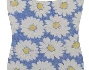 16 Yellow 196070s Vintage Floral Cushion Cover Shabby Chic,Country Cottage