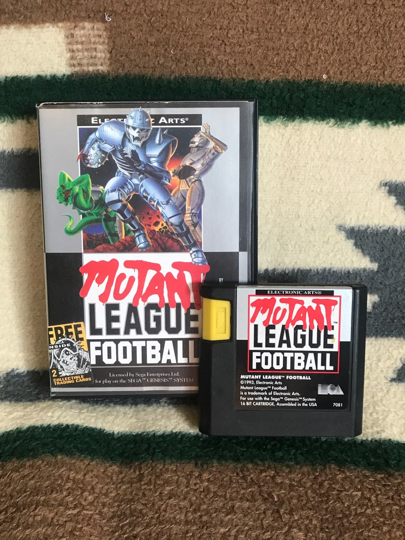 mutant league football rom