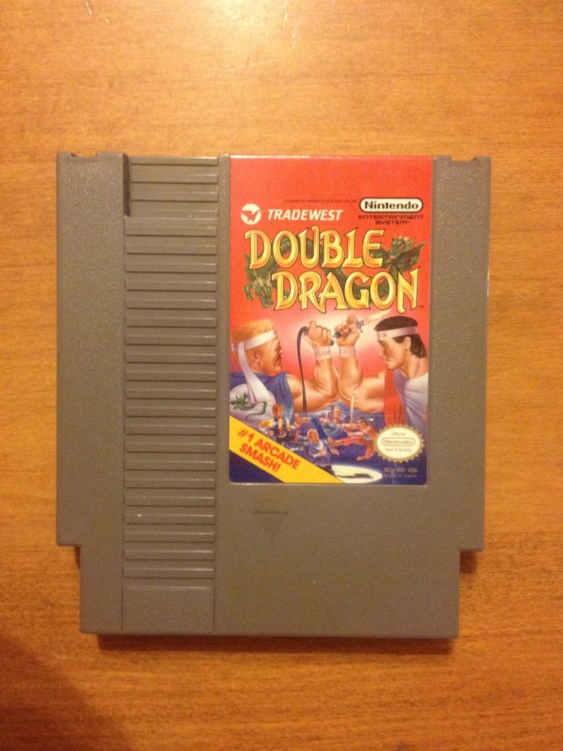 Double Dragon : Nintendo NES Game