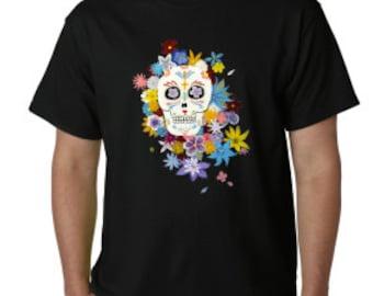 Sugar Skull T- Shirts