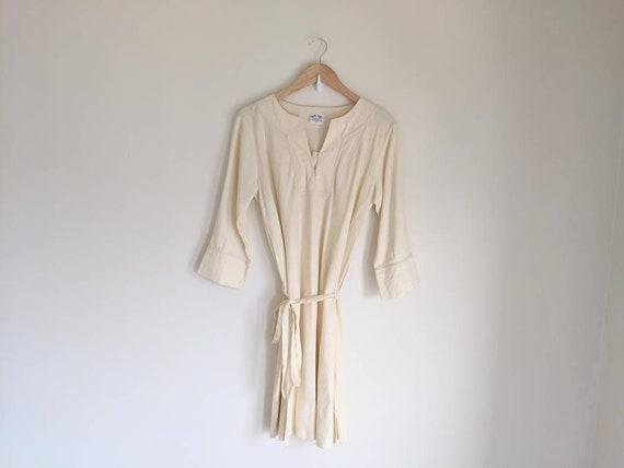 Vintage 90s Linen minimalist pastel pink blouse top blazer