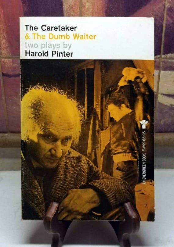 the caretaker harold pinter