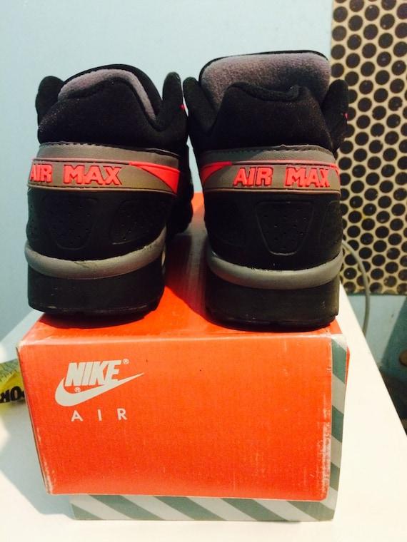 Molto molto raro! Vintage Scarpe Sneakers Nike Air Max 90 s taglia 11 UK nuovo! HTF molto!