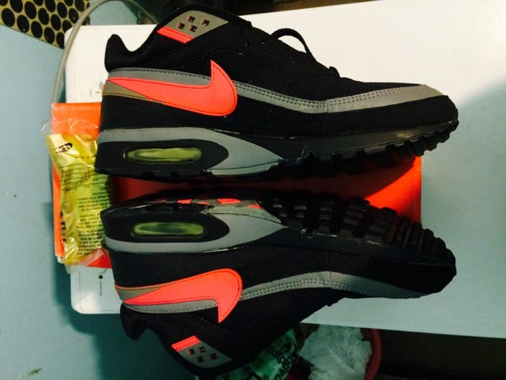 Very Very Rare!Vintage Shoes Sneakers Nike Air Max 90s Size UK 11 UK Size NEW!Very HTF!! 77f414