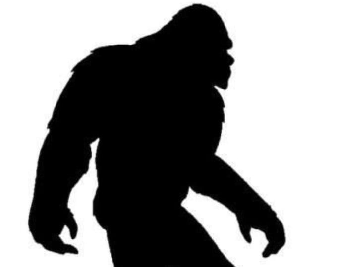 Pack of 3 Bigfoot Stencils Made from 4 Ply Mat Board, 18x24, 16x20 and 11x14 -Package includes One of Each Size
