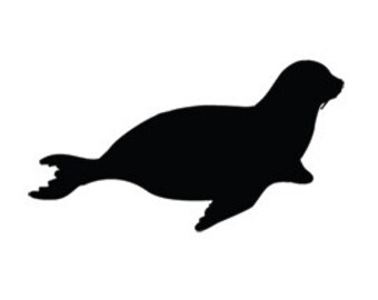 Seal Stencil Made from 4 Ply Mat Board-Choose a Size-From 5x7 to 24x36