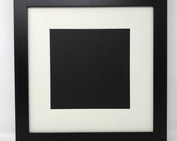 Black Frames Woodburns Stencil Shop