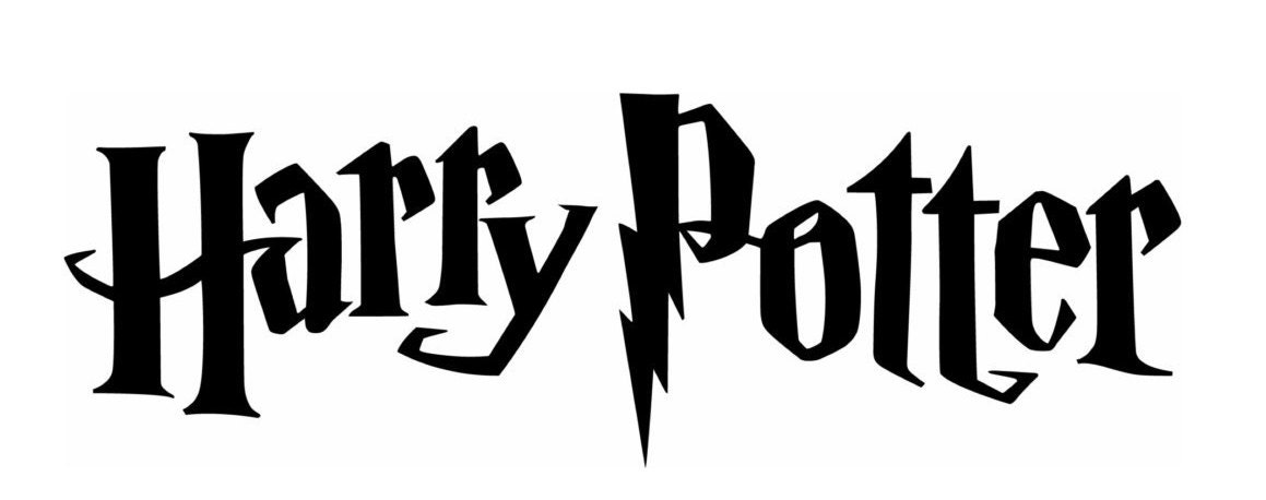 Harry Potter Stencil Made From 4 Ply Mat Board Etsy