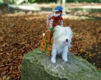 labyrinth sir didymus dog