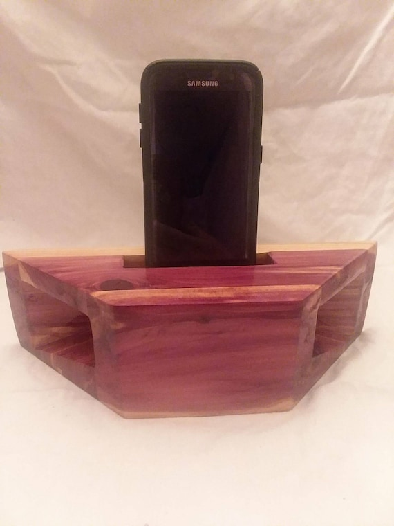 Cellular Speaker Box/Charging station