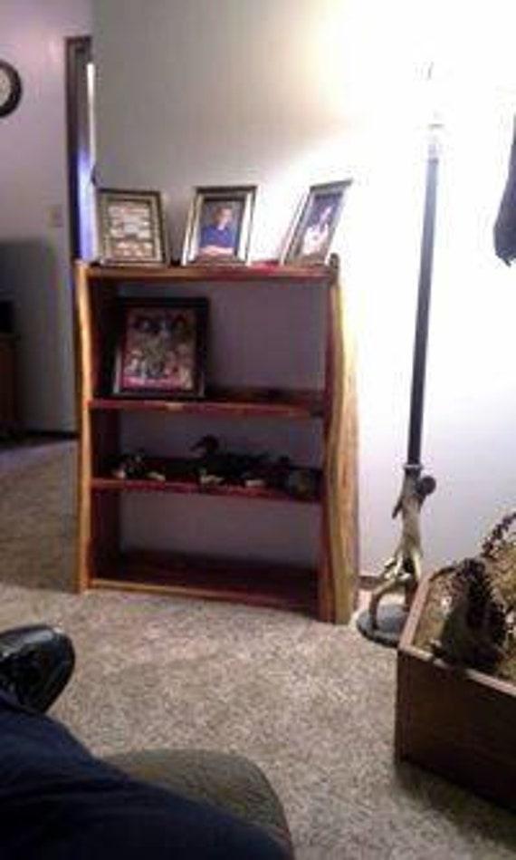 Small Cedar Bookshelf