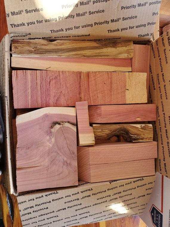 Cedar Wood Blanks / Scrap
