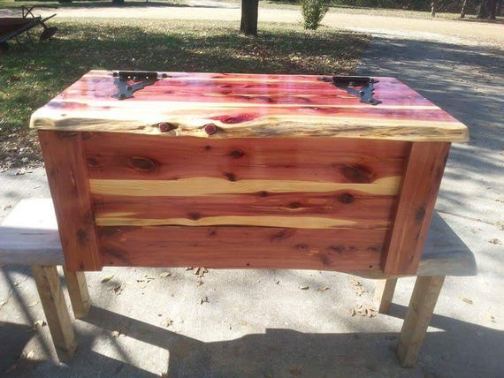 Solid Red Cedar Chest