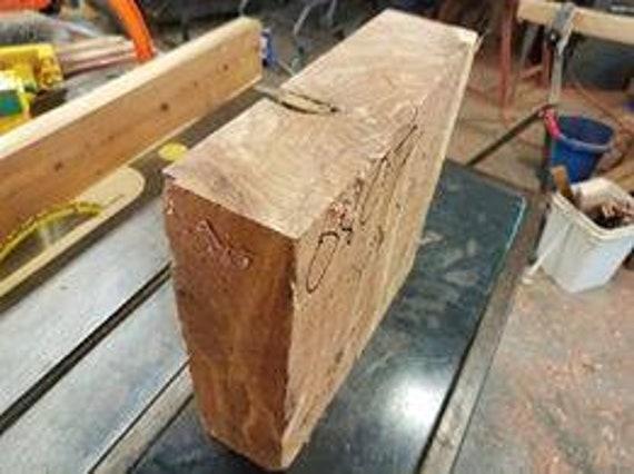 Cedar Scrap - Square Chunk