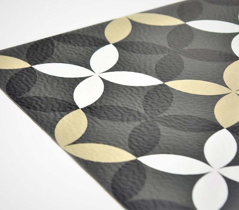 SAMPLE Clover Vinyl Floor Tiles