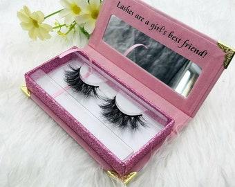 Eyelash box | Etsy