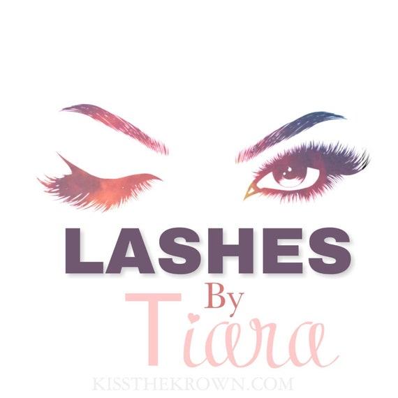 Mink Lash Logo Premade Digital Graphic Logo Design Your Brand Name Added  Your Tagline Added Beauty Salon Makeup Artist Hairstylist