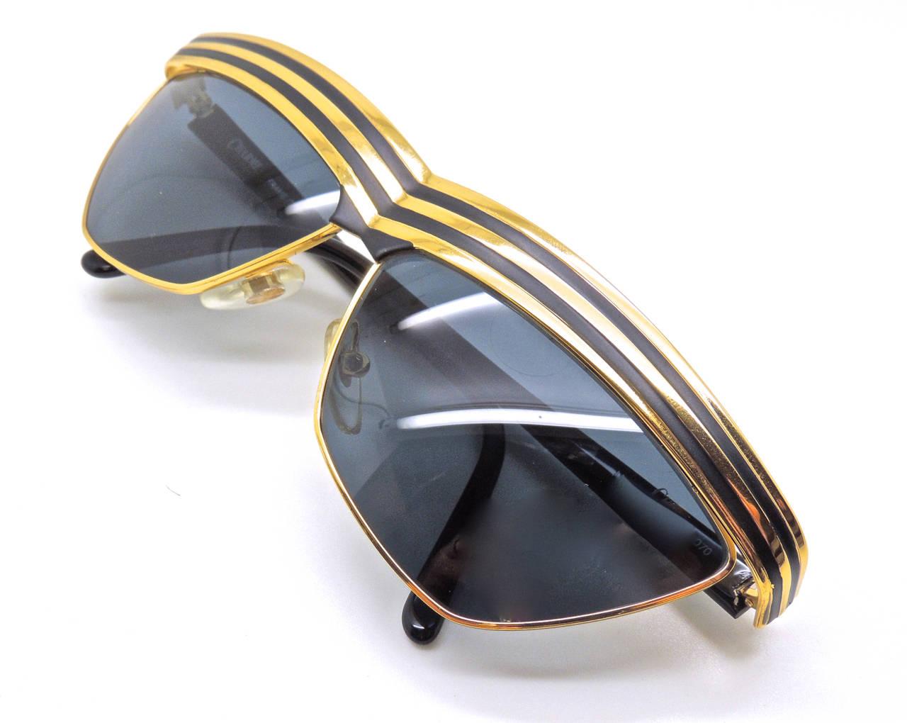 135aa4d14cea2 Charme 7116 Retro Large Panto Sunglasses