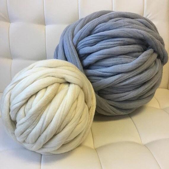 c2b7c92ed9 FELTED Merino Wool Felted Merino Yarn Felted Wool Arm Knit