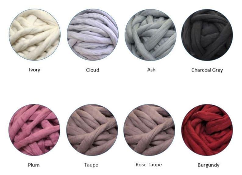 Arm Knit Yarn Felted Wool FELTED Merino Wool Felted Merino Yarn Giant Knit Yarn
