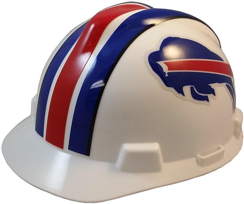 a54c2b1a763 MSA Buffalo Bills hard hats