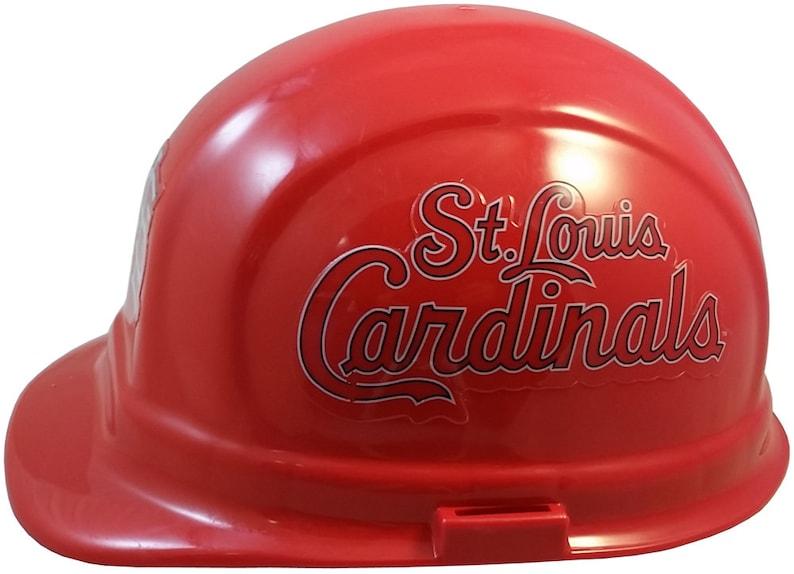 St Louis Cardinals Hard Hat  cfb628c66fa0