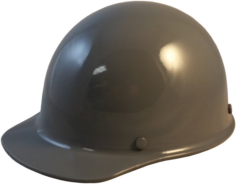 MSA Skullgard Cap Style Hard Hat - Gray