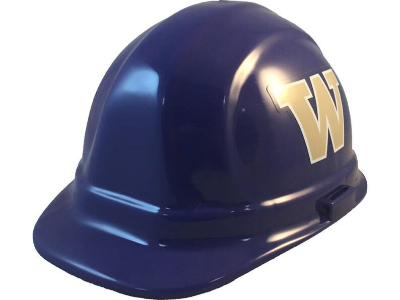 0cf656cb Washington Huskies Hard Hat