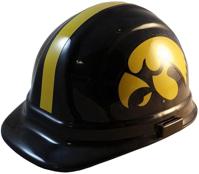 Iowa Hawkeyes Hardhat w Ratchet Suspension