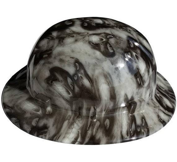 Hades Hydro Dipped Glow in the Dark Hard Hats Full Brim Style  1ffc799a51b8