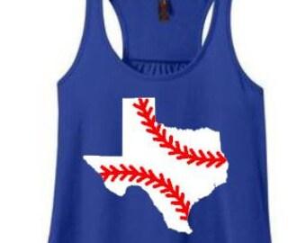 Texas Baseball shirt, Texas Softball shirt, softball shirt, Texas softball shirt, Texas tee, Baseball tee, Softball tee, state shirt