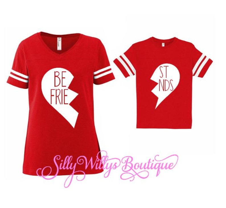 Best friends shirt Mommy and me shirt Matching shirts image 0