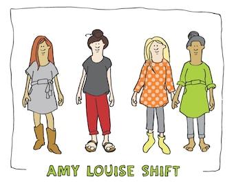 Amy Louise Shift Pattern
