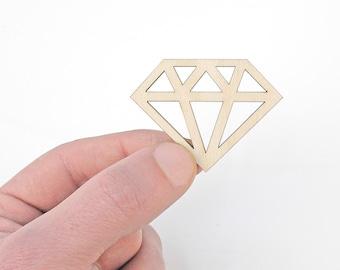 diamond shape etsy