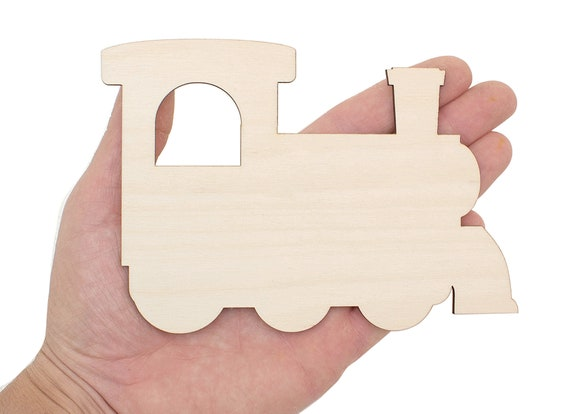 x10 laser cut wood cutouts crafts blank shape WOODEN HORSE  Shapes 10cm