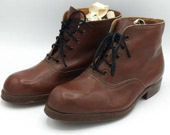 f5f4e6b46d7 Men's Chukka Boots | Etsy SE
