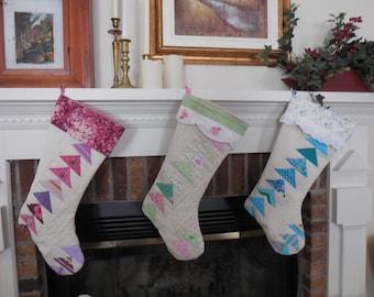 Custom Christmas Stockings         FREE SHIPPING