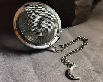 Crescent Moon Tea Infuser